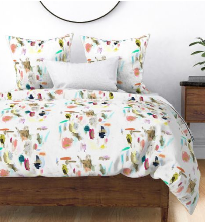 Louise Duvet Cover