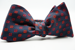 Spinoff Self Tie Bow - J.Cooper Classic Neckwear & Accessories