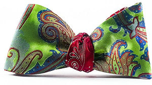 The Chameleon Self Tie Reversible Bow Tie - J.Cooper Classic Neckwear & Accessories