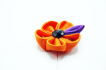 Pedal Lapel Flower - J.Cooper Classic Neckwear & Accessories
