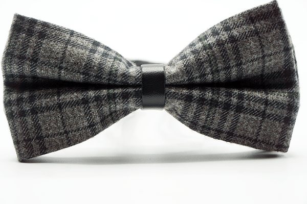 Snappy Patter Wool Bow Tie - J.Cooper Classic Neckwear & Accessories