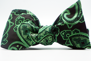 Green Lantern Self Tie Bow Tie - J.Cooper Classic Neckwear & Accessories