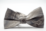 Gray Mist Bow Tie - J.Cooper Classic Neckwear & Accessories