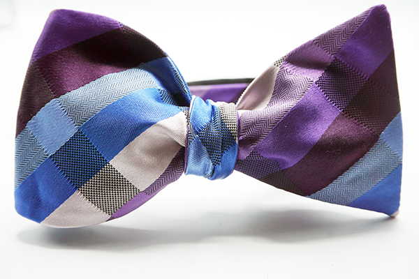 Barry Braxton Self Tie Bow and Pocket Square - J.Cooper Classic Neckwear & Accessories