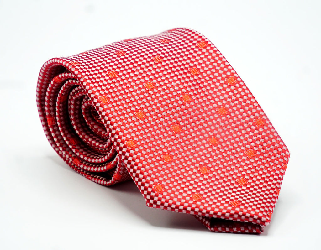 Wascally Red Necktie - J.Cooper Classic Neckwear & Accessories