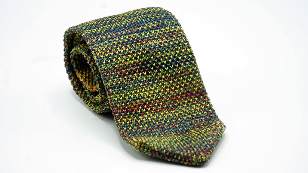 BARTHOLOMEW COTTON KNIT TIE - J.Cooper Classic Neckwear & Accessories