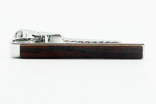 Wood Chuck Tie Clip - J.Cooper Classic Neckwear & Accessories