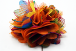 Carnival Mesh Lapel Flower - J.Cooper Classic Neckwear & Accessories