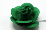 Green Tulip Lapel Flower - J.Cooper Classic Neckwear & Accessories
