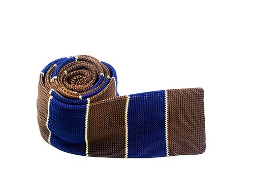 Committed Cotton Knit Tie - J.Cooper Classic Neckwear & Accessories