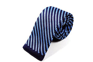 Snyder Cotton Knit Tie - J.Cooper Classic Neckwear & Accessories
