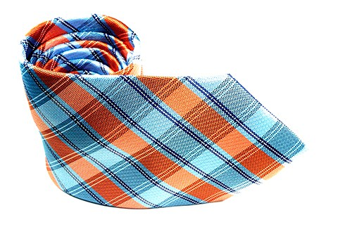 Orange Azure - J.Cooper Classic Neckwear & Accessories