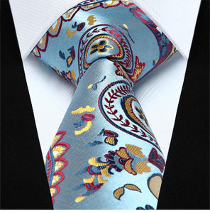 Guda Necktie and Pocket Square - J.Cooper Classic Neckwear & Accessories