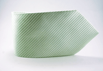 Lime Green Ribbed Silk Necktie - J.Cooper Classic Neckwear & Accessories
