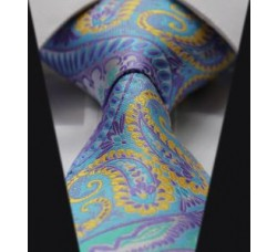 Himalayan Blue Poppies - J.Cooper Classic Neckwear & Accessories