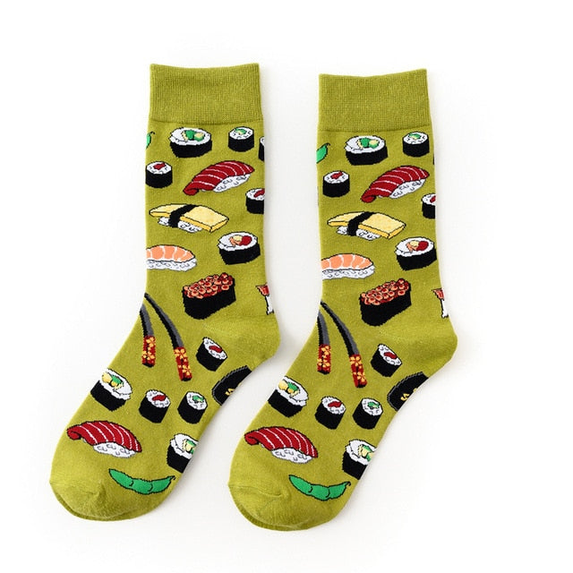 Womens Crew Funny Socks - J.Cooper Classic Neckwear & Accessories