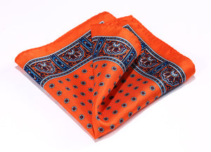 Randolph Silk Pocket Square - J.Cooper Classic Neckwear & Accessories