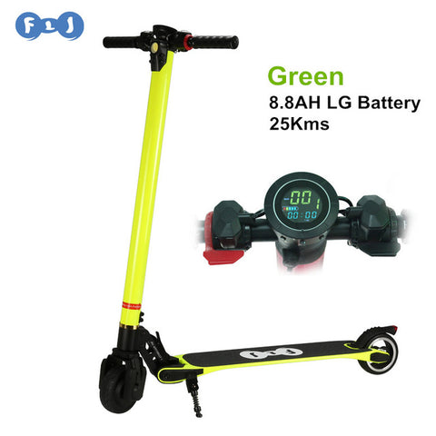 New Foldable Electric scooter Carbon Fiber Scooter for Children and Adult
