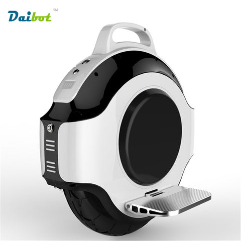 Electric Unicycle One wheel Bluetooth controlled Hoverboard