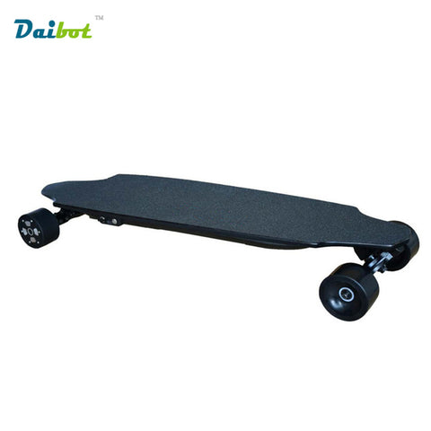 40KM/h Dual Motors Remote Wireless  Control 4 Wheel Electric Skateboard Scooter Hoverboard Longboard