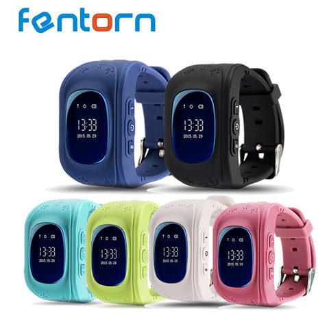 Fentorn Q50 GPS Kid Safe smart Watch SOS Call Location Finder Locator Tracker Children watch for Child Anti Lost Baby Wristwatch
