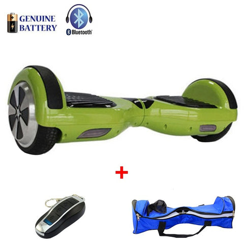 Multicolor 6.5 inch Hoverboard with speakers