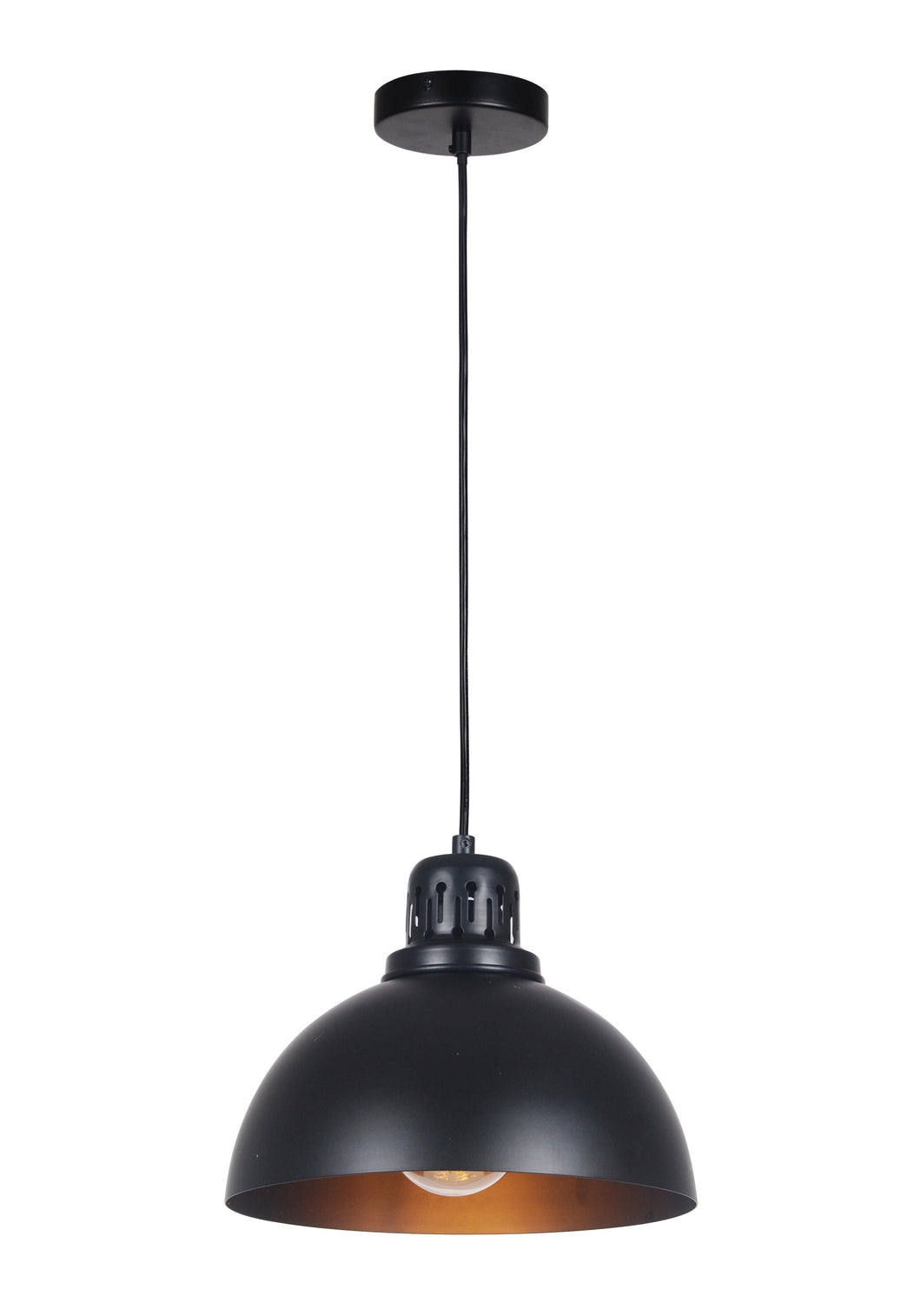 10 inch Industrial look Metal Pendant