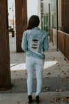 Jeans Jacket Online for Ladies