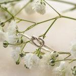 Love and Friendship Knot Ring
