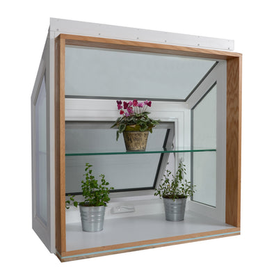 garden window grow indoors