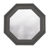 Rambler Breeze T-Tone Poly Venting Octagon Obscure IG Glass Hinged Right