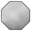 L21-1/2 x 21-1/2 Obscure Octagon Glass for Large Stationary Octagon Window