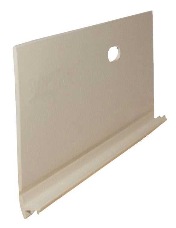 PP1249 Straight Hinged Vinyl Nailing Fin
