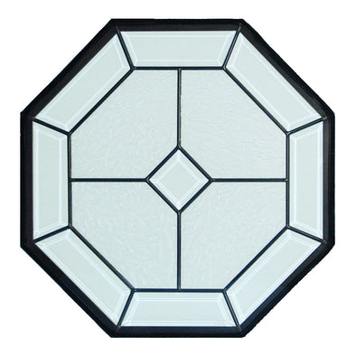 Dominican Patina Replacement Octagon Glass