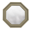 Rambler Breeze Sand Poly Venting Octagon Obscure IG Glass Hinged Left