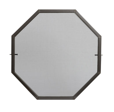 Replacement Screen for Standard Size Wood or Poly Venting Octagon Window