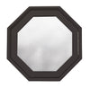 Rambler Breeze Bronze Poly Venting Octagon Obscure IG Glass Hinged Right