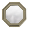 Rambler Breeze Sand Poly Venting Octagon Obscure IG Glass Hinged Right