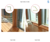 Square Edge and Ogee Edge Window Profiles
