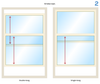 Double Hung & Single Hung Window Style Image