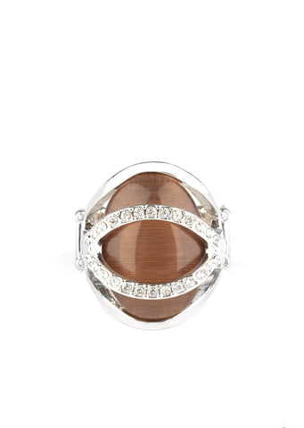 Paparazzi Accessories Endless Enchantment Brown Ring