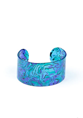 Paparazzi Accessories Cosmic Couture Blue Bracelets