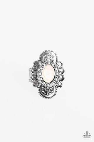 Paparazzi Accessories Basic Element White Ring