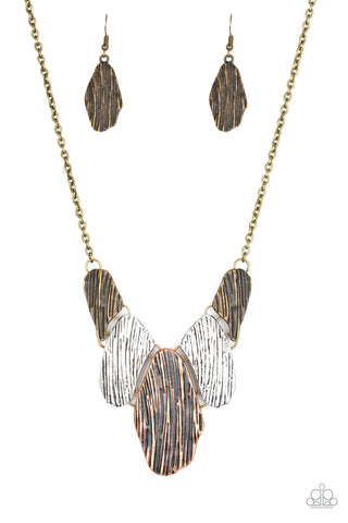 Paparazzi Accessories A New DISCovery Multi Necklace Set
