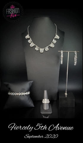 Paparazzi Accessories Fiercely 5th Avenue Fashion Fix Set Sep20