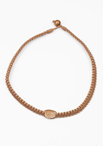 Paparazzi Accessories Urban Exploration Brown Necklace