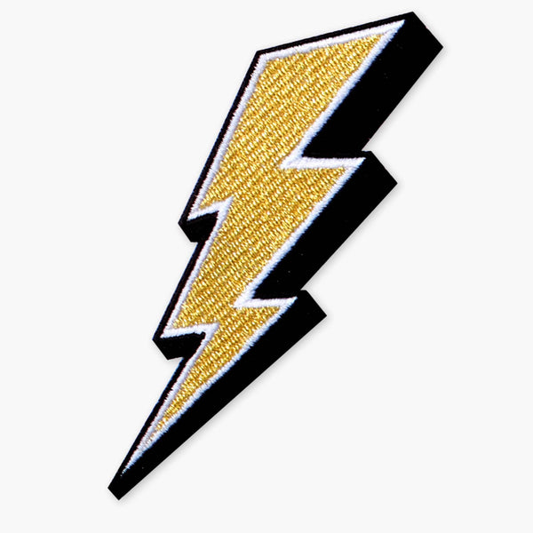 Lightning Bolt - Gold