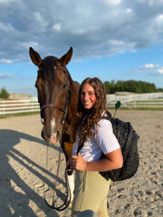 24 + 7 Riding Backpack Equestrian