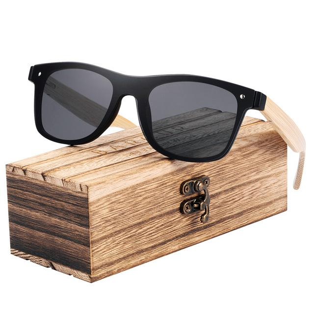 Black Bamboo Frameless