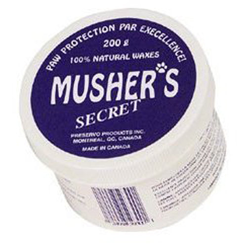 Mushers Secret Paw Wax